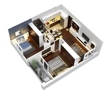 Kiến trúc mới chuyên tư vấn và thiết kế nhà ở TPHCM theo yêu cầu