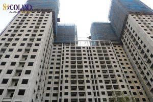 ảnh thực tế Tecco Sky Villa Tower